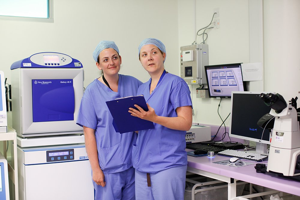 Our specialist team at Beacon CARE Fertility