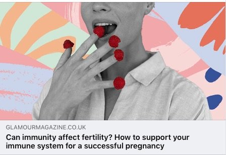Can your immune system affect fertility?