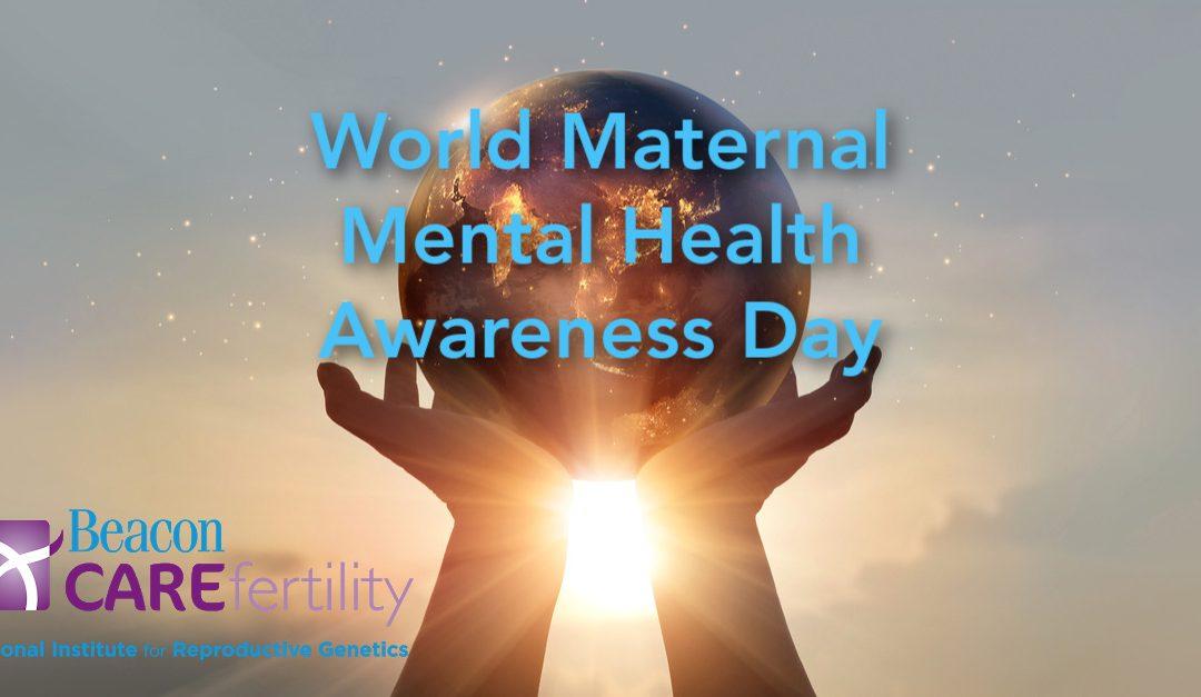 World Maternal Mental Health Awareness Day
